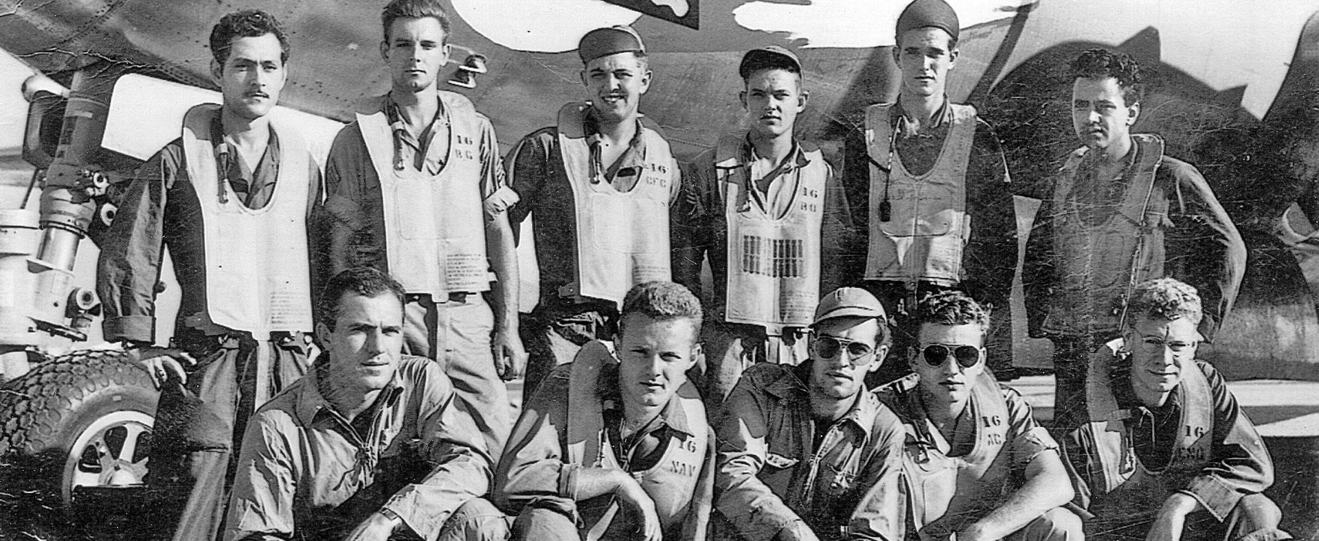 101st Crew - 6th-Bomb-Group. Photo: ©Eichelman. All Rights Reserved