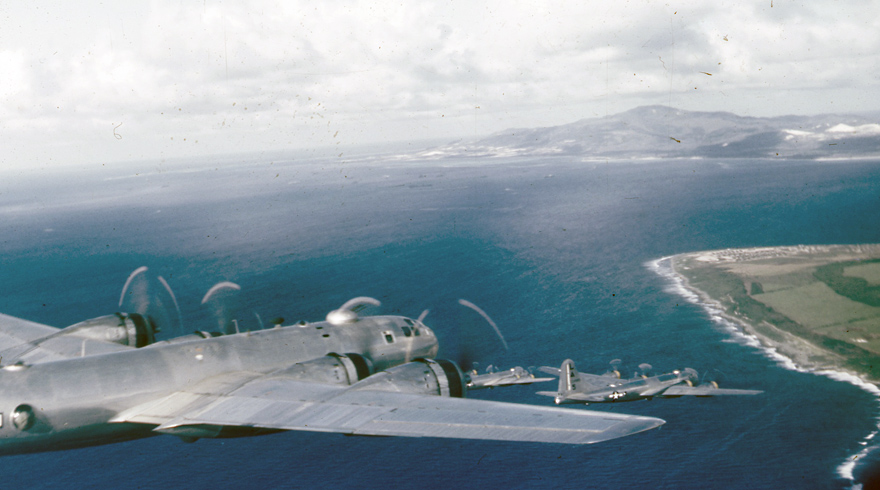 How the Superfortress Paced the Attack Against Japan