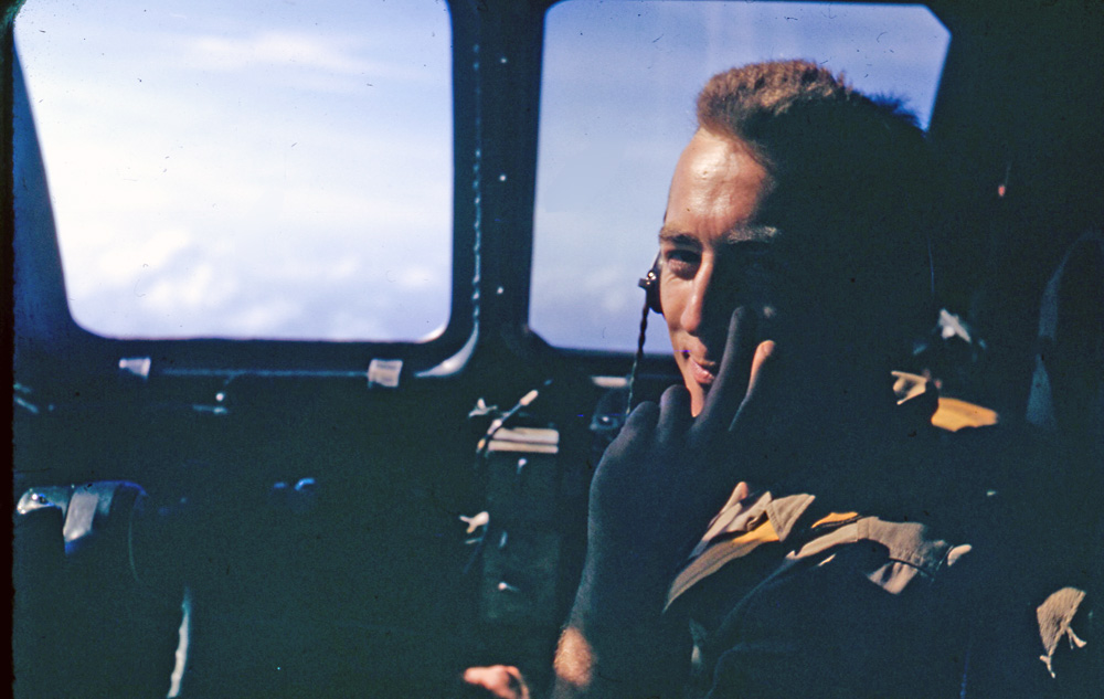 "John Kearney, B-29 Pilot on ""Lady Annabelle."" Photo: ©Percy Tucker. All Rights Reserved."