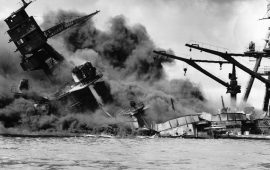 A Day of Infamy – Pearl Harbor December 7, 1941