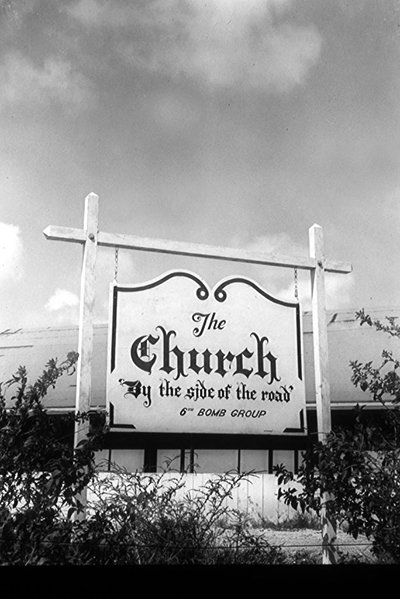 Church By the Side of the Road, Tinain. ©Bill Webster, All Rights Reserved