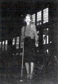 American actress Carole Landis