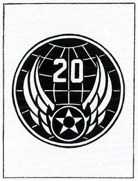 Air Crew Eschelon 6th Bomb Group