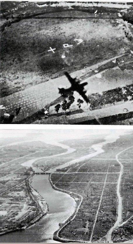 Final Phase of War Over Japan