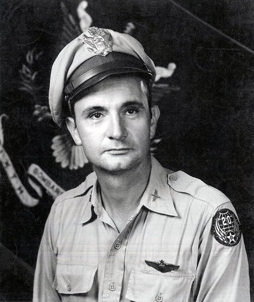 Colonel Kenneth H. Gibson