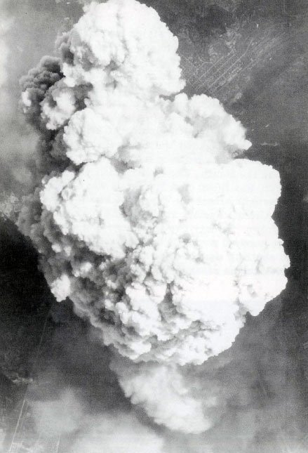 Incendiary Bombing War on Japan