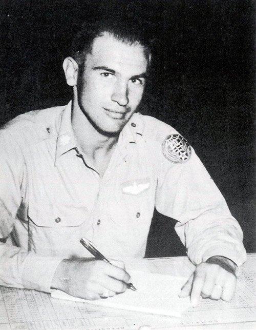 LT COL THEODORE W. TUCKER Deputy Commander