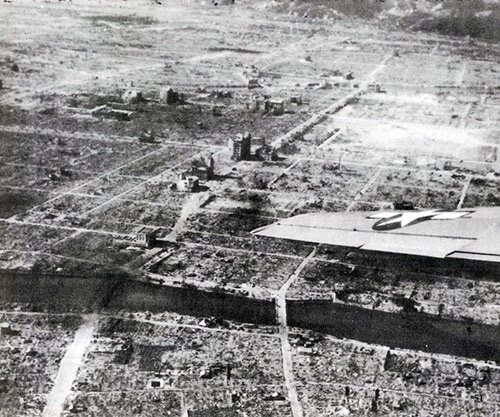 Bombing Missions War Over Japan 1945 6th Bomb Group